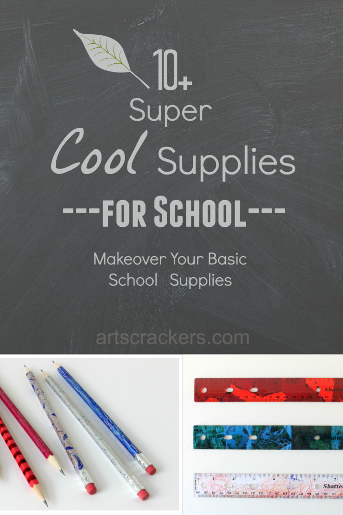 Super Cool School Supplies for School