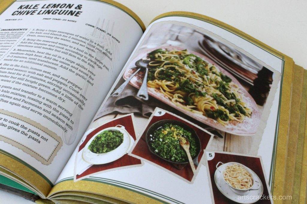 Eat Your Greens Cookbook Review Recipe