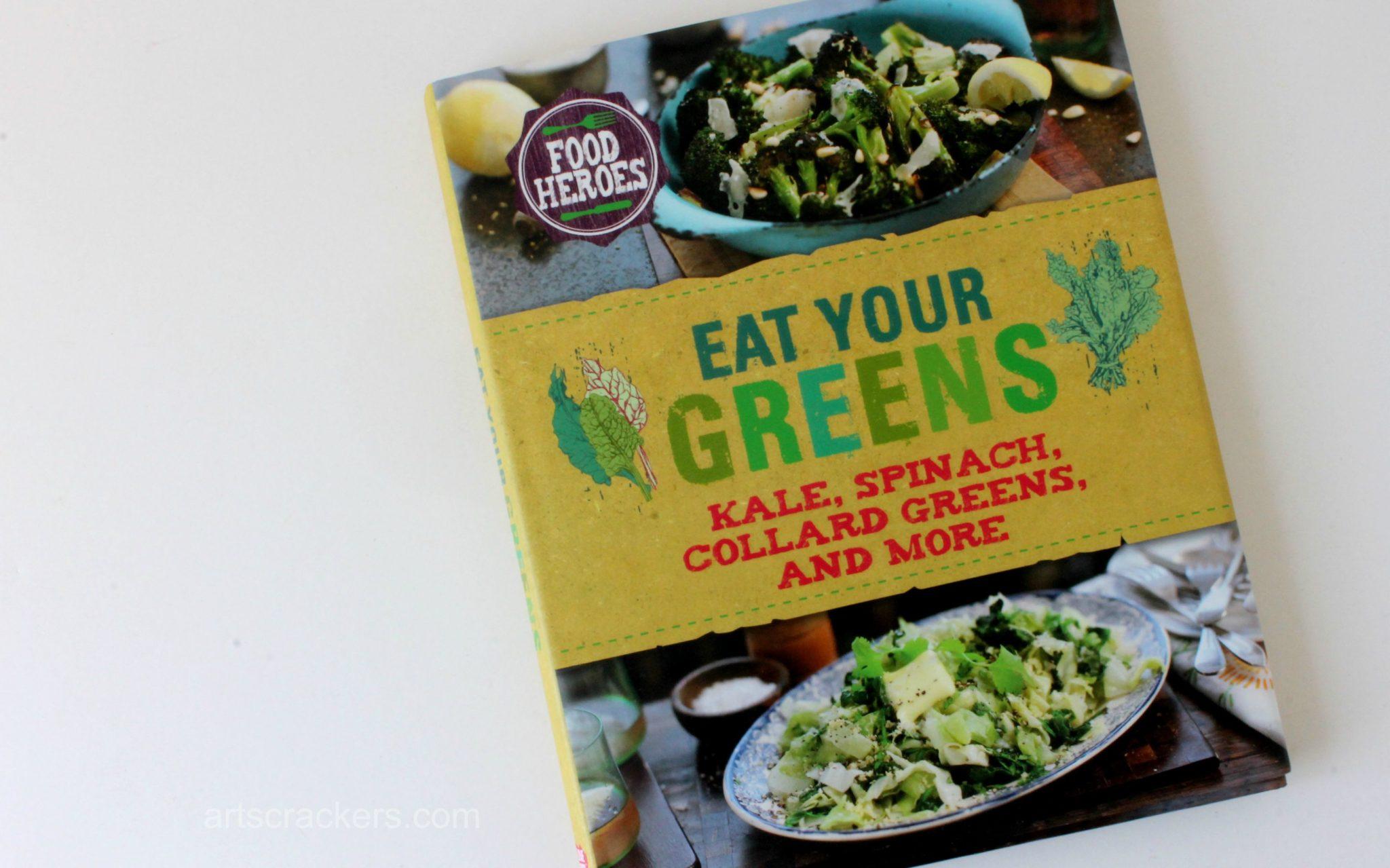 Eat Your Greens Parragon Books