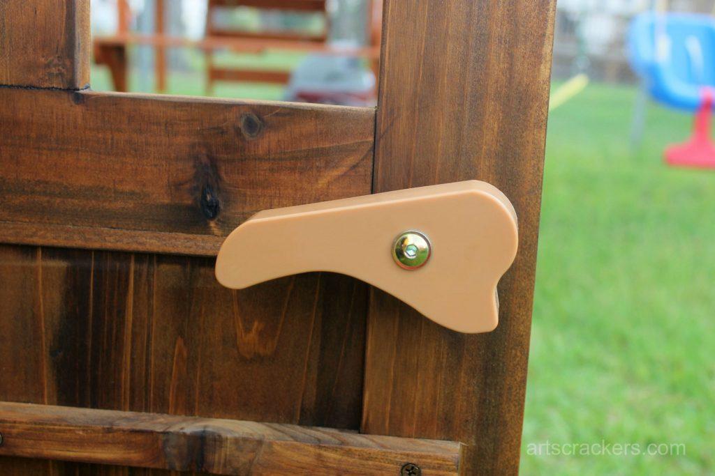 KidKraft Outdoor Playhouse Door Lock