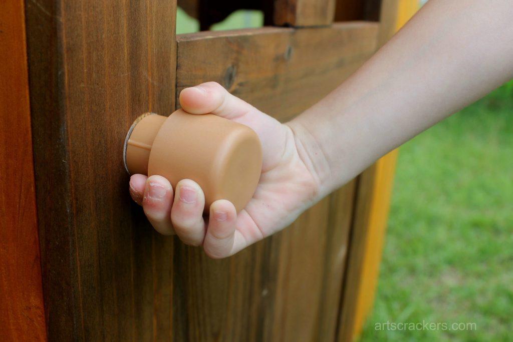 KidKraft Outdoor Playhouse Doorknob