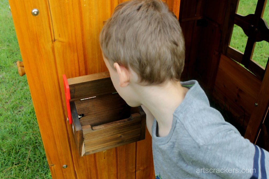 KidKraft Outdoor Playhouse Mailbox