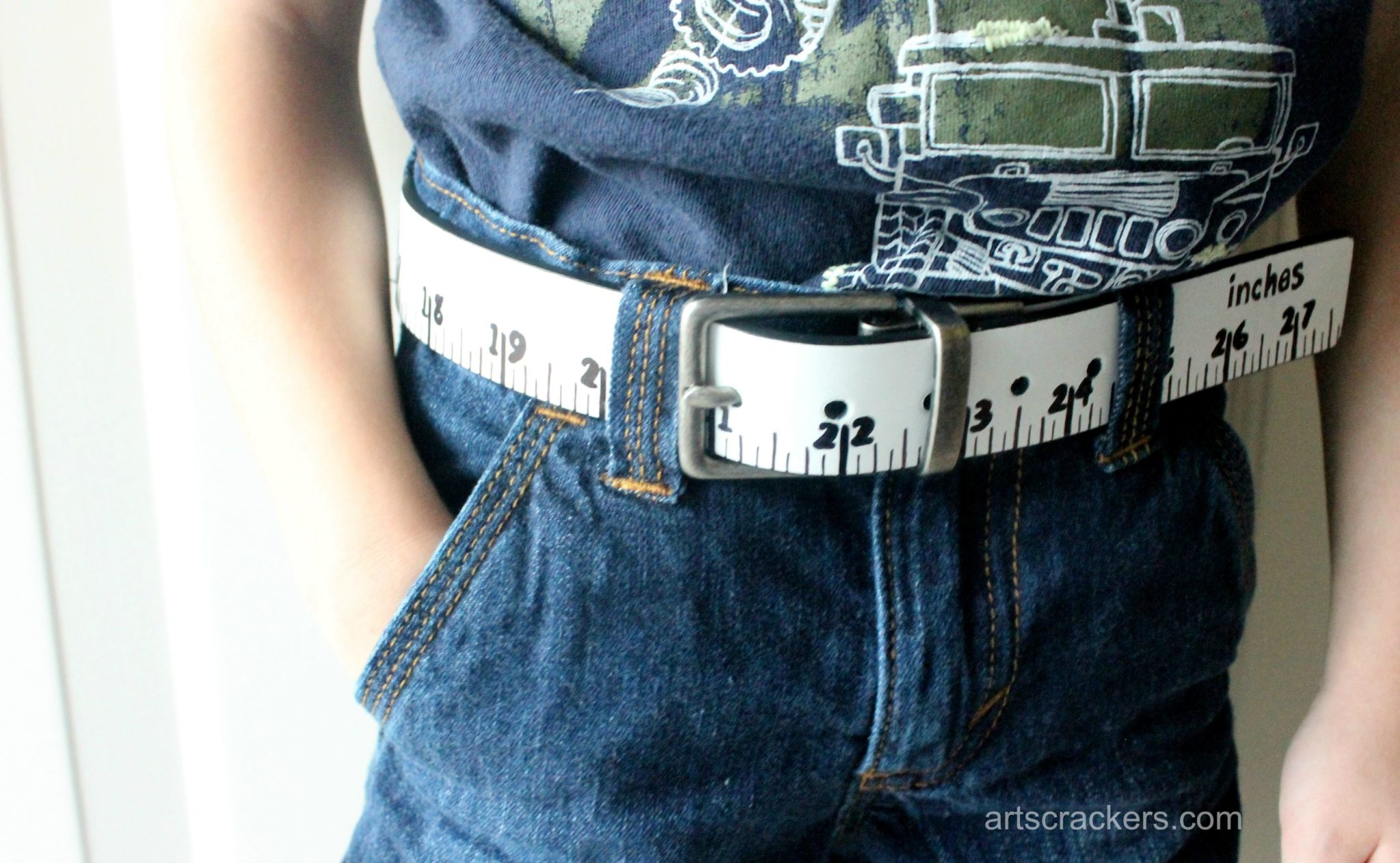 Measuring Belt Tutorial