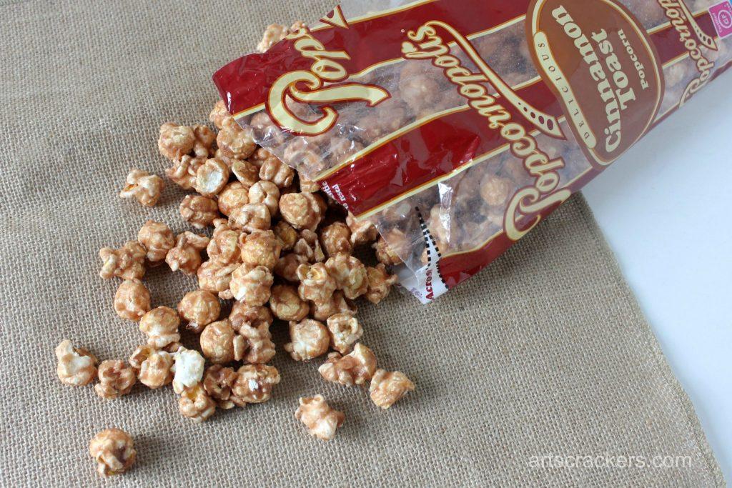 Popcornopolis Cinnamon Toast Popcorn