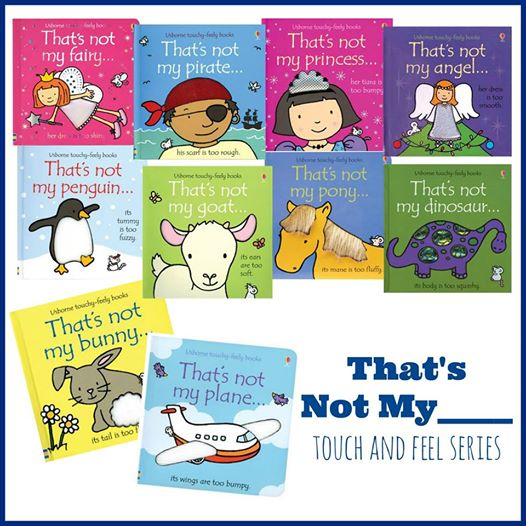 Usborne Books & More That's Not My Series