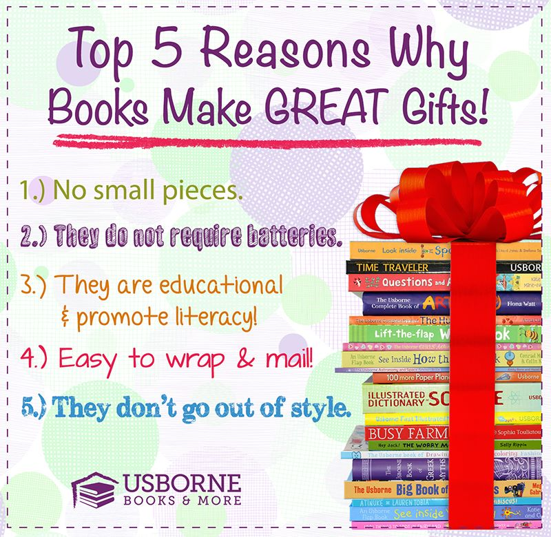 Usborne Books and More for Christmas