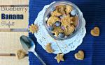 Blueberry Banana Parfait Recipe (Vegan and Gluten-Free)