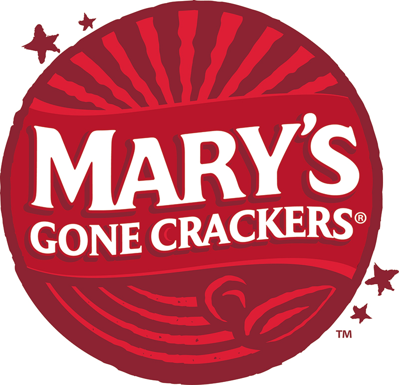 Marys Gone Crackers Logo