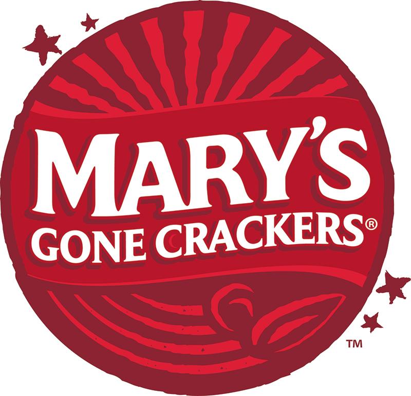 Marys Gone Crackers Logo