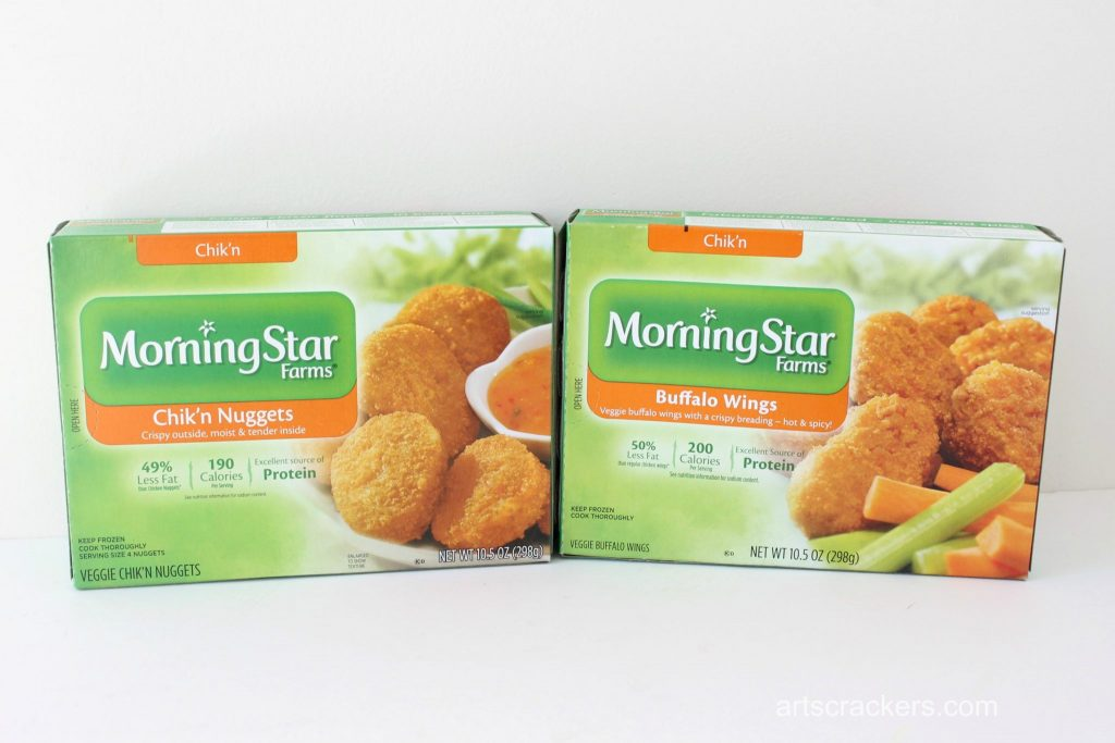 MorningStar Farms Chick'n Nuggets