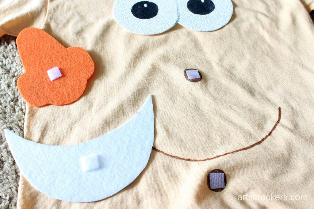 Mr. Potato Head Costume 12