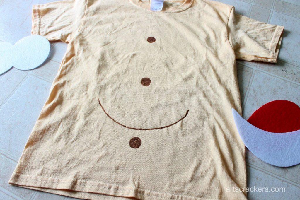 Mr. Potato Head Costume 6