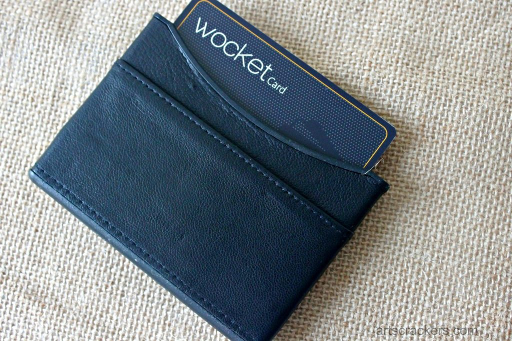 WocketWallet and Card