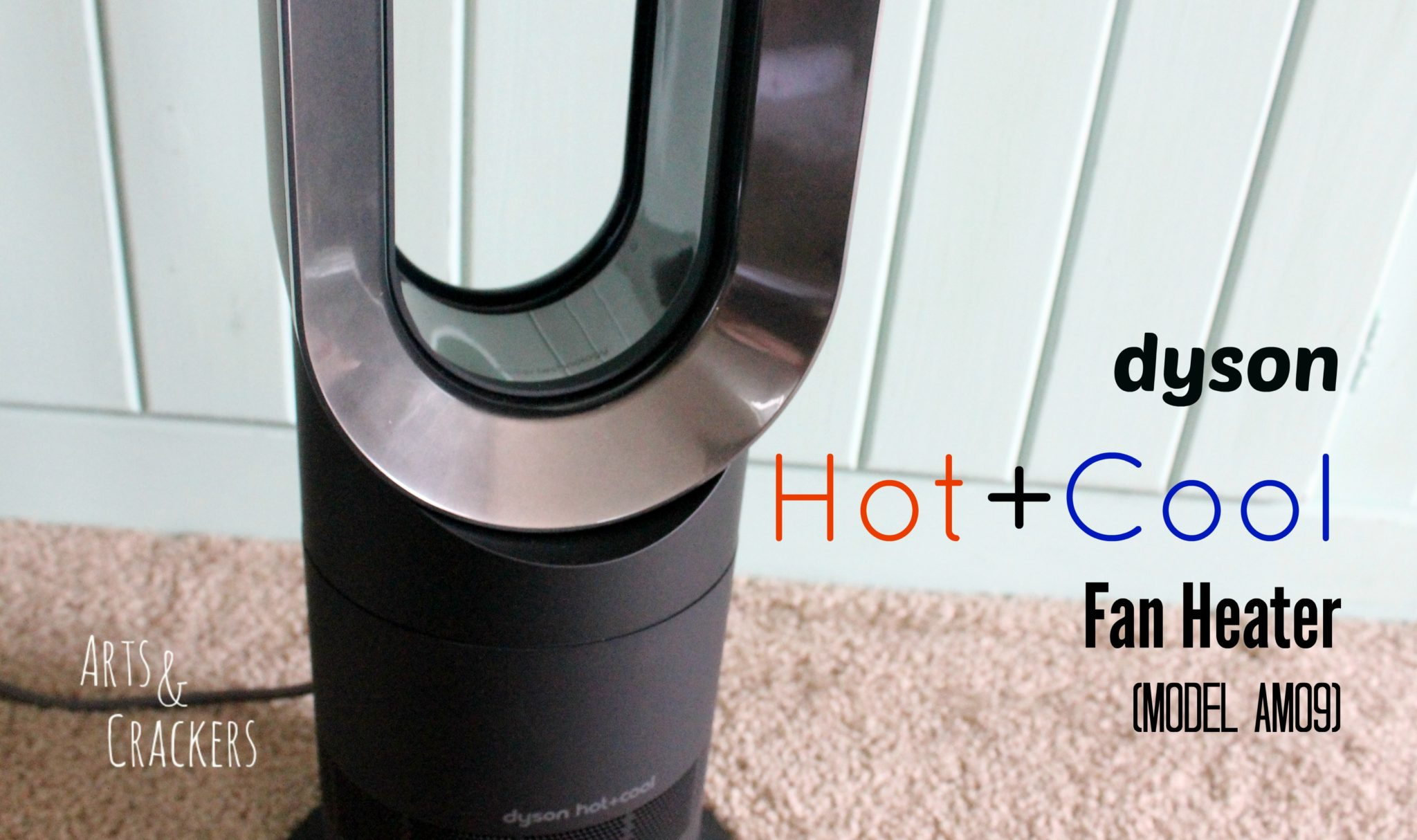 dyson hot and cool fan heater arts crackers. Black Bedroom Furniture Sets. Home Design Ideas