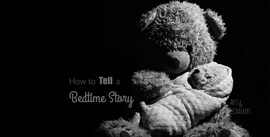 How to Tell a Bedtime Story to Your Kids