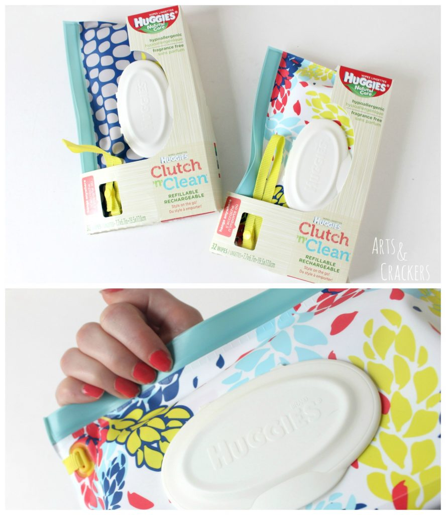 Huggies Clutch 'n Wipes