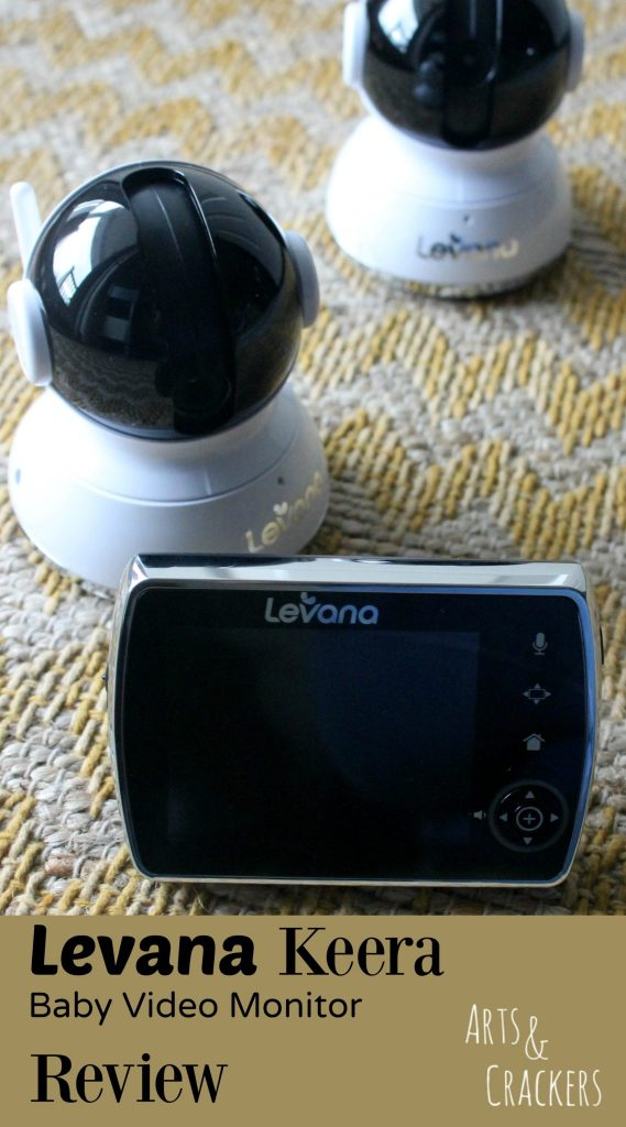 Levana Keera Baby Video Monitor Review