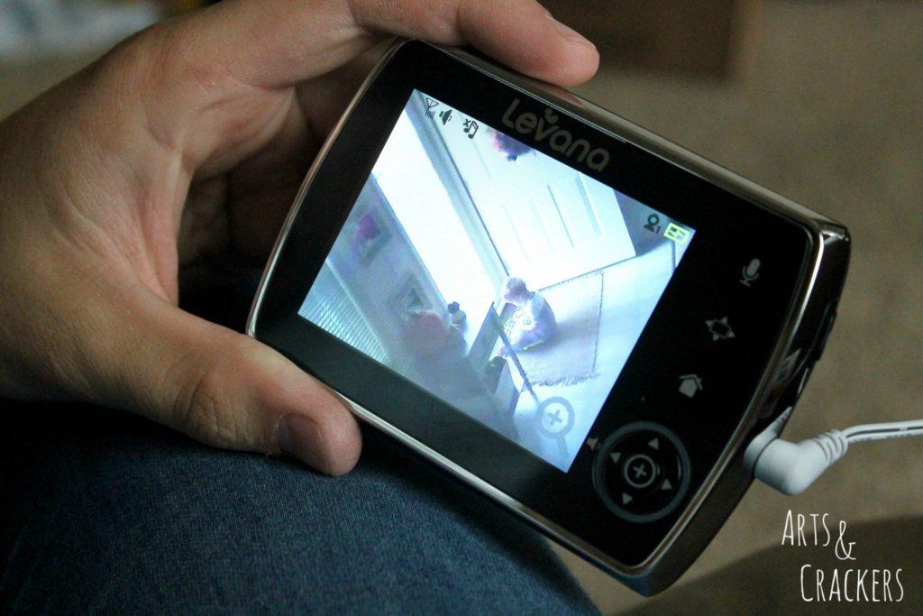 Levana Keera Monitor Video Screen