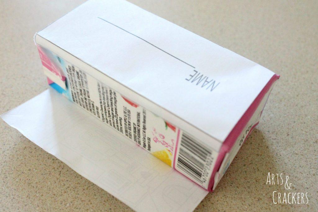 R2D2 Juice Boxes Step 4