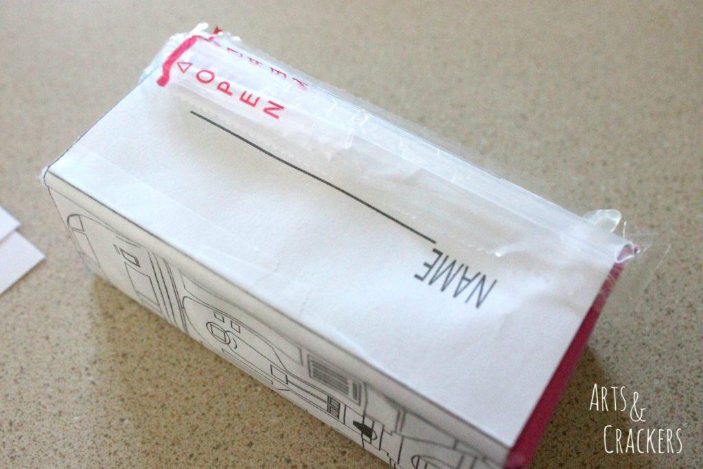 R2D2 Juice Boxes Step 7
