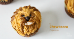 DIY Star Wars Chewbacca Cupcakes