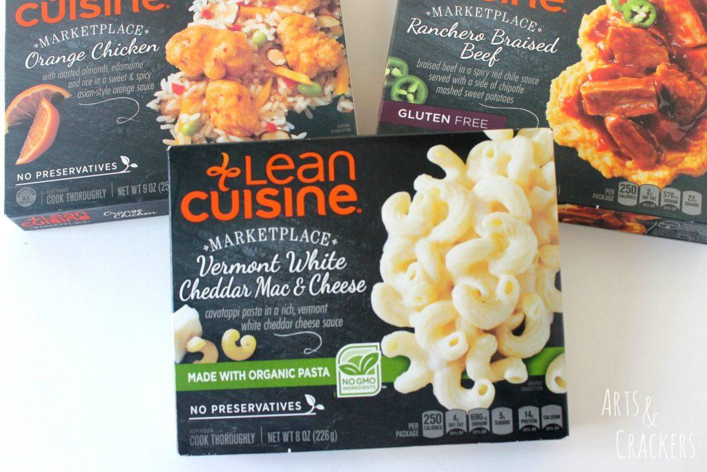 Lean Cuisine Marketplace Entrees