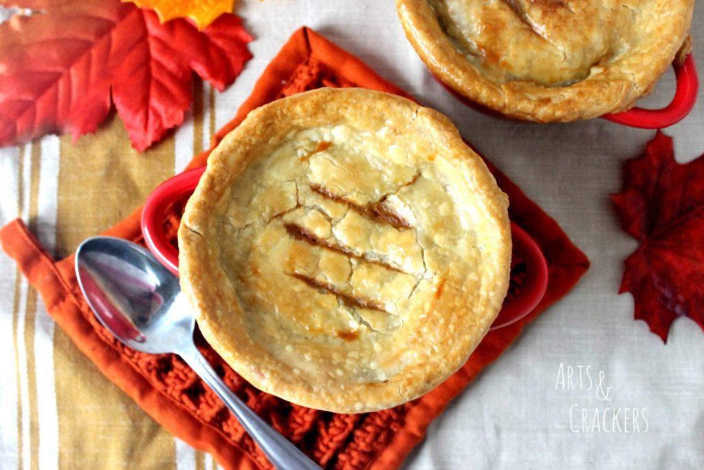 Loaded Chicken Pot Pie Dinner Recipe
