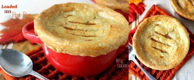 Loaded Chicken Pot Pie Meal