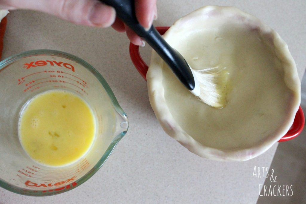 Loaded Chicken Pot Pie Step 8