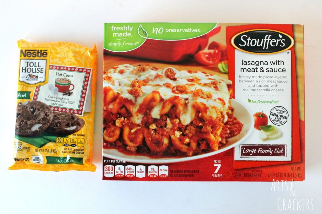STOUFFER'S and NESTLE Toll House