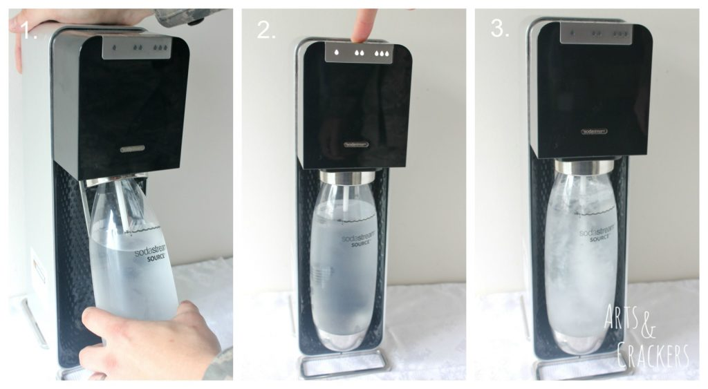 SodaStream Power How to Use