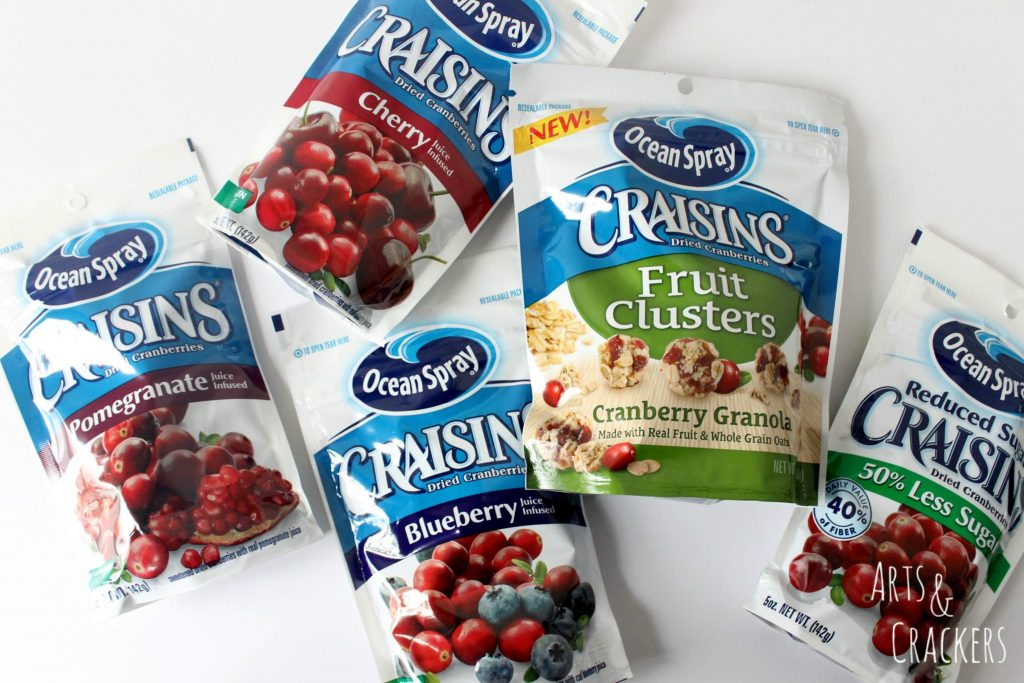 Craisins Dried Cranberry Snacks