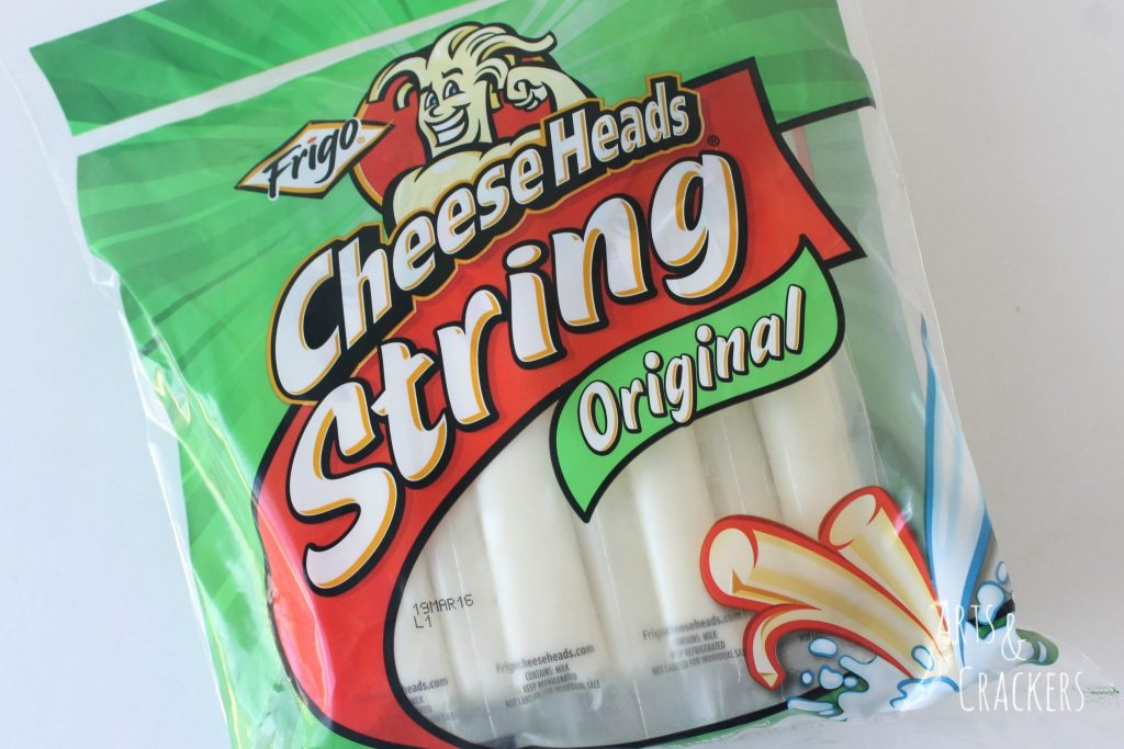 Frigo Cheese Heads String Cheese