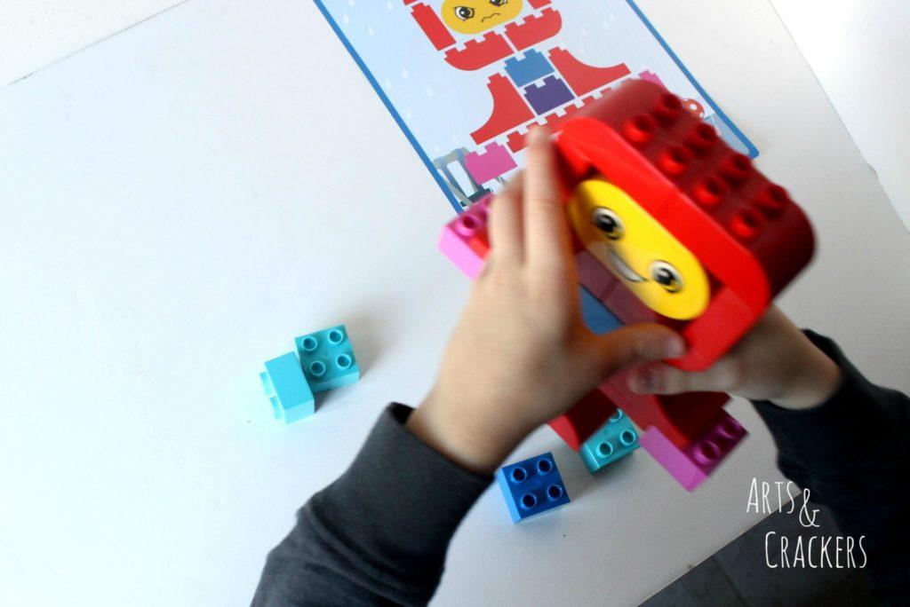 LEGO Education Build Me Emotions Happy