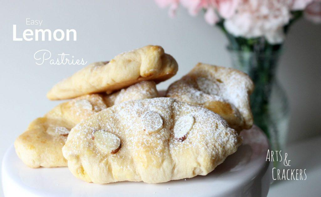 Lemon Pastries