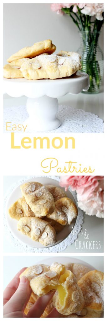 These delicious pastries are so easy to make. You will love this semi-homemade dessert recipe.