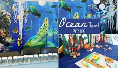 Ocean Themed Party