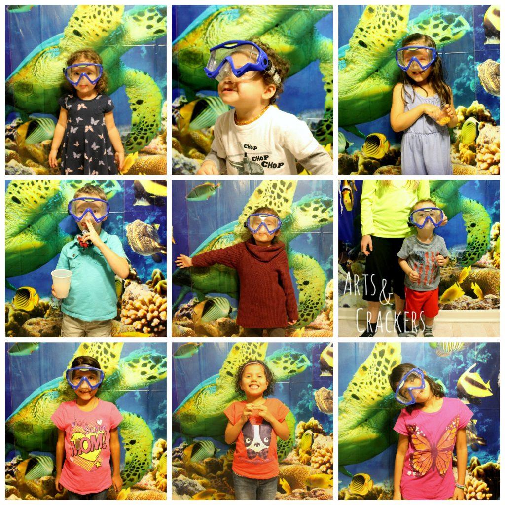 Ocean Themed Party Photo Opp
