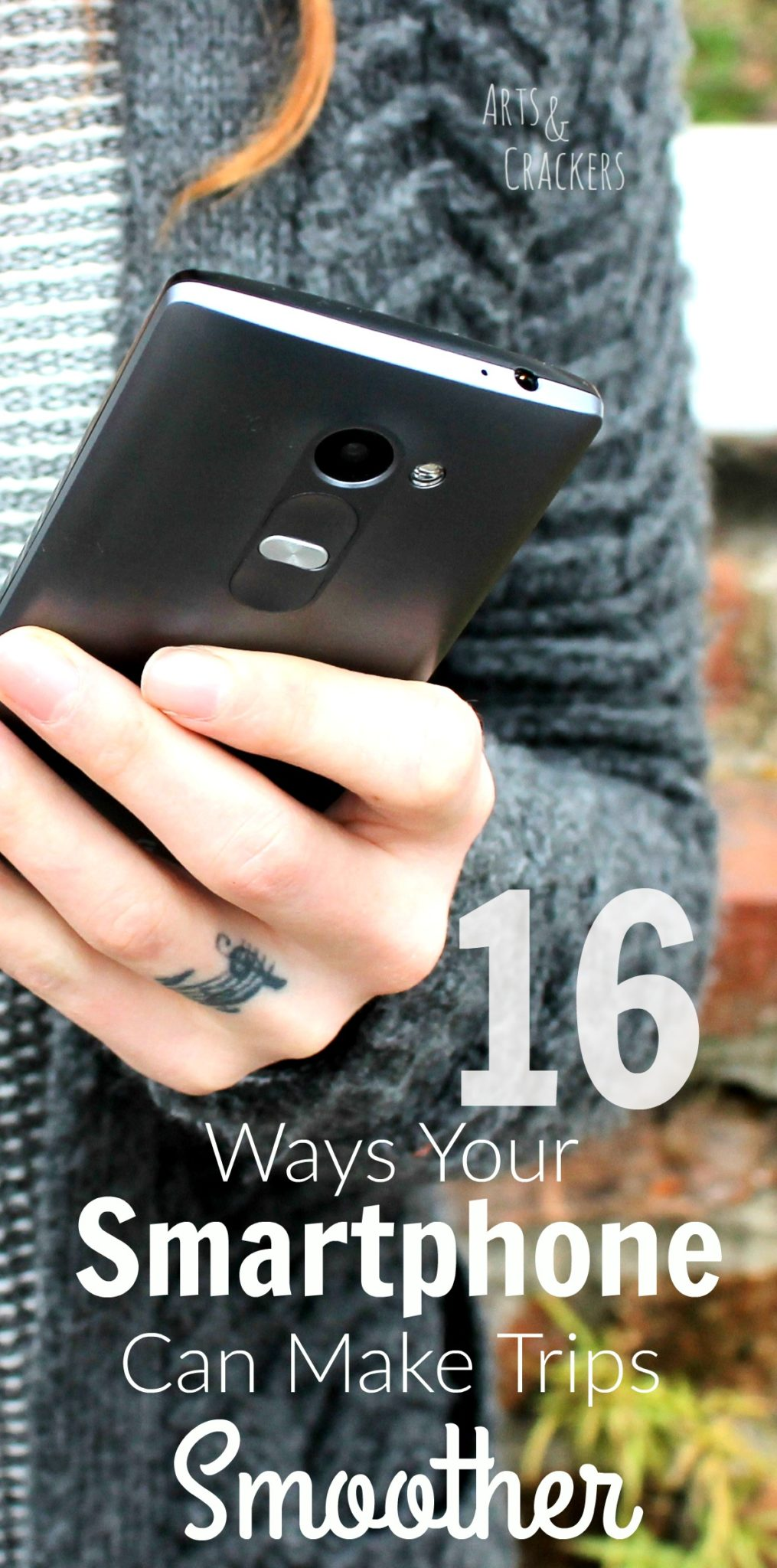 As a busy mom, I know going out and about with the kids can be crazy (and expensive.) Check out my 16 tips for using your smartphone on the go!