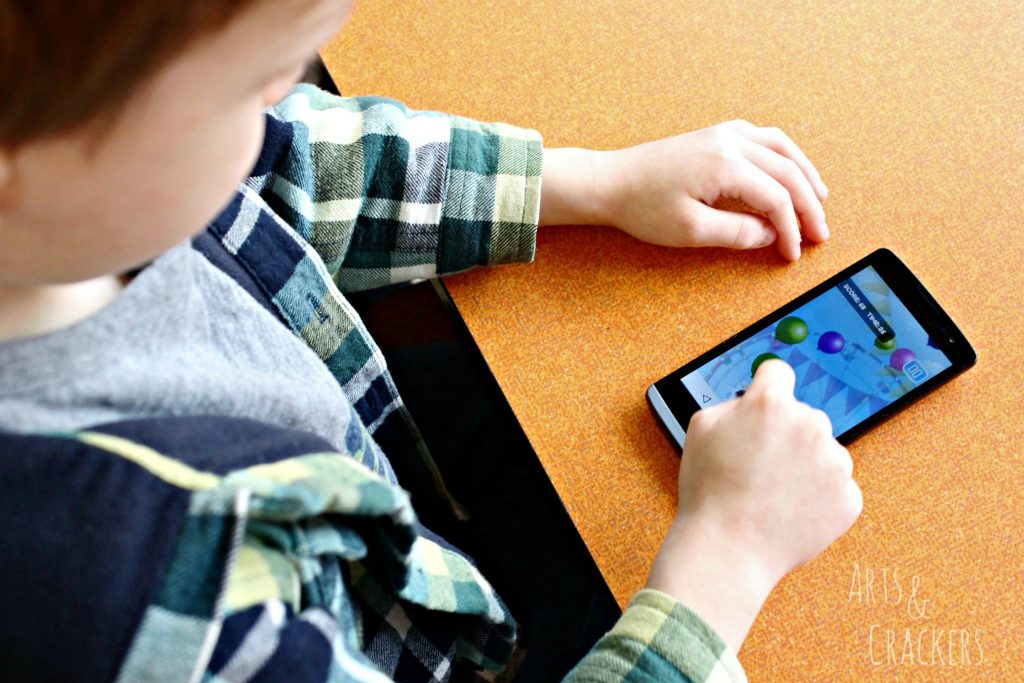 Ways to Use Your Smartphone On the Go for Kids