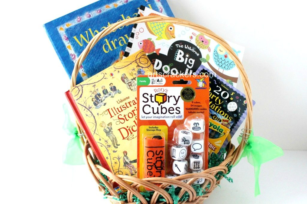 Easter Basket Reading and Writing