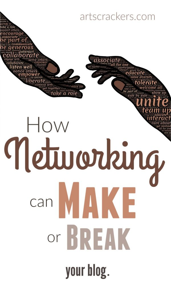 Networking is vital for the success of your blog. Here are a few tips , my experience, and bloggers I've met on my networking journey.