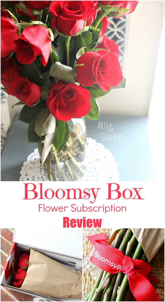 Fresh flowers delivered every month. That's what the Bloomsy Box subscription service offers. Find out more about my experience.