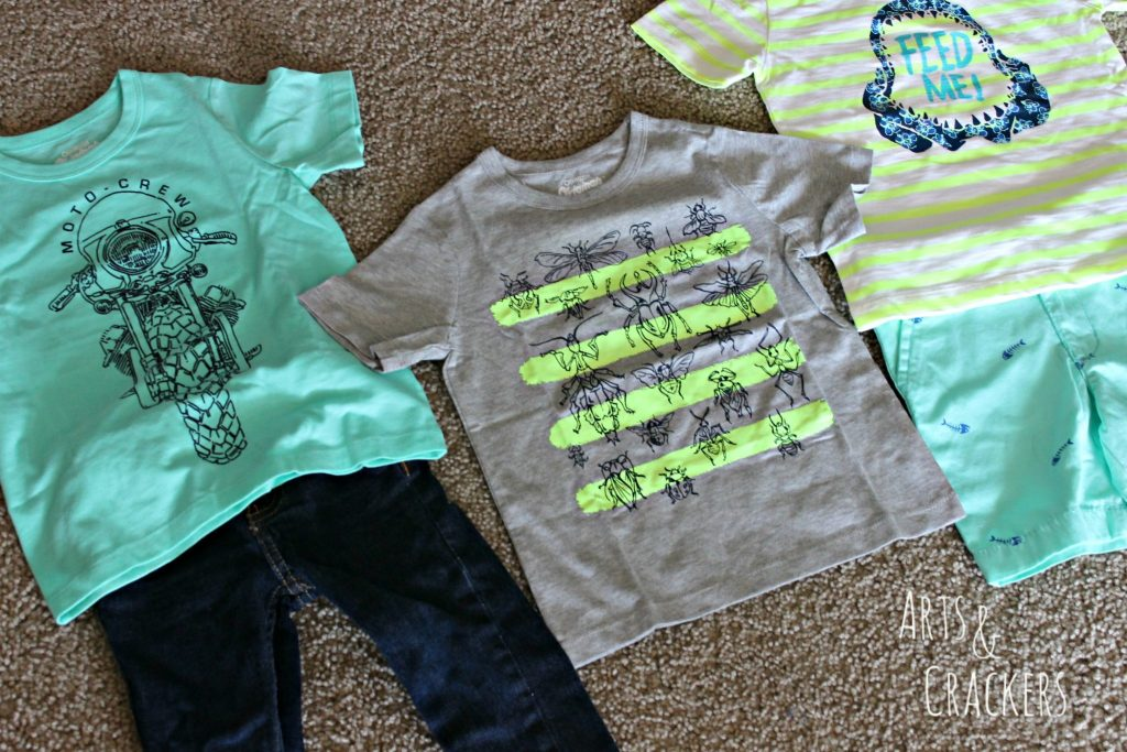 OshKosh B'Gosh Travel Tips What to Pack