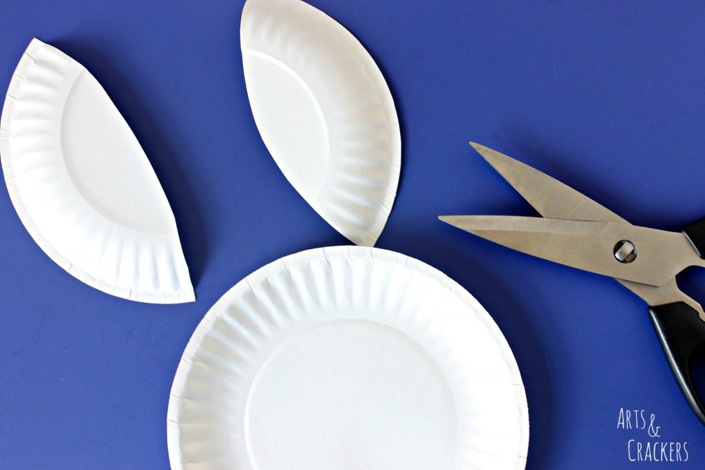 Paper Bunny Plate Tools