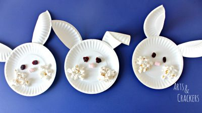 Paper Plate Bunnies