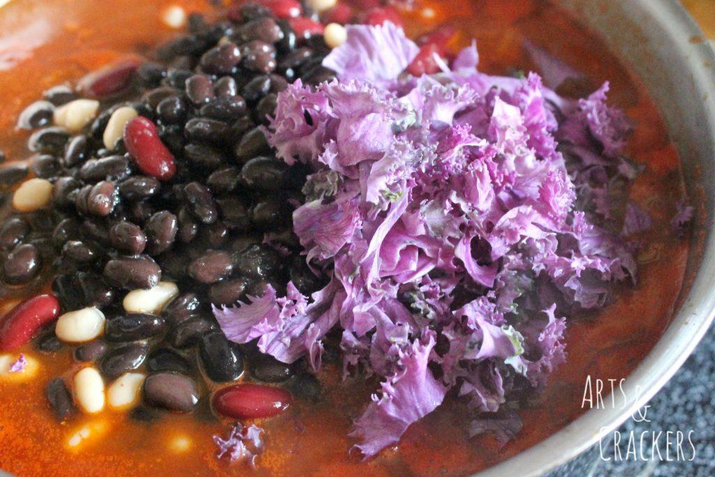 Rainbow Chili Recipe Step 7