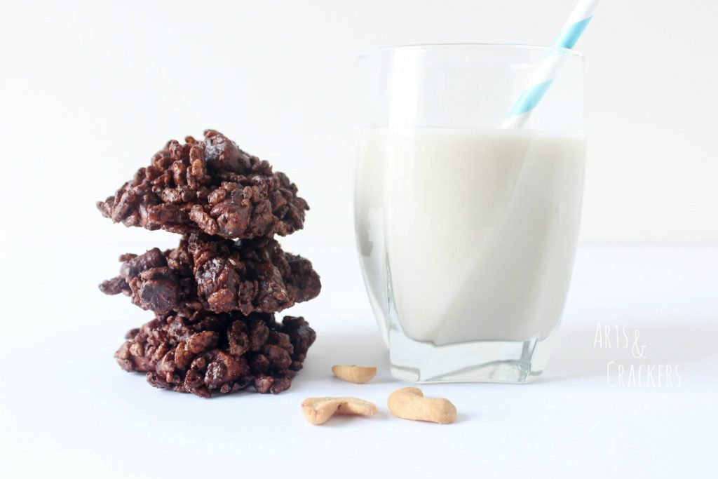 Rocky Road Cookies and Nutchello