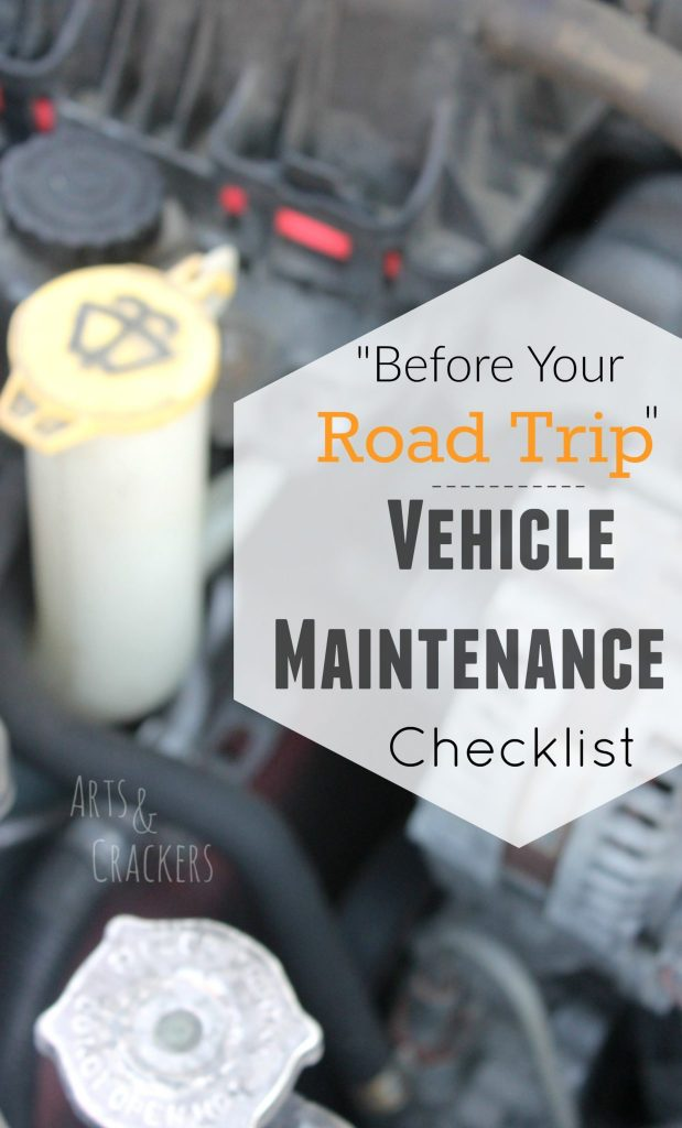 Vehicle maintenance is important before traveling. Learn what to check on your vehicle before a roadtrip.