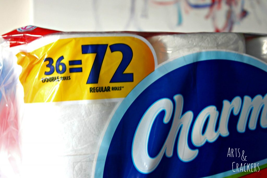 Buy More Save More Charmin